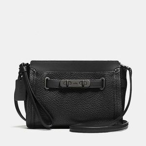 COACH Swagger Crossbody Pebble Leather 53032 Bag